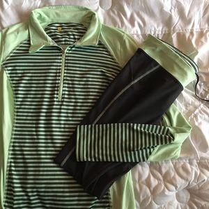 JCP Athletic suit: 2-piece! Size S